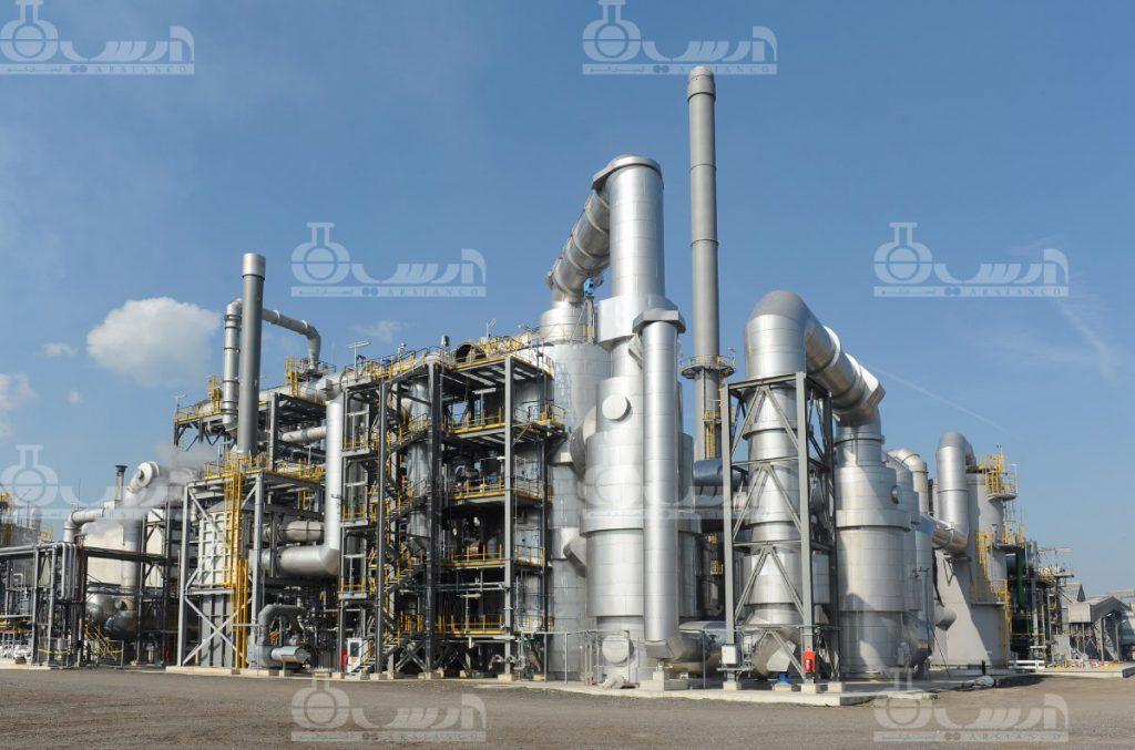 کشور های تولید کننده اسید سولفوریک 98 درصد صنعتی