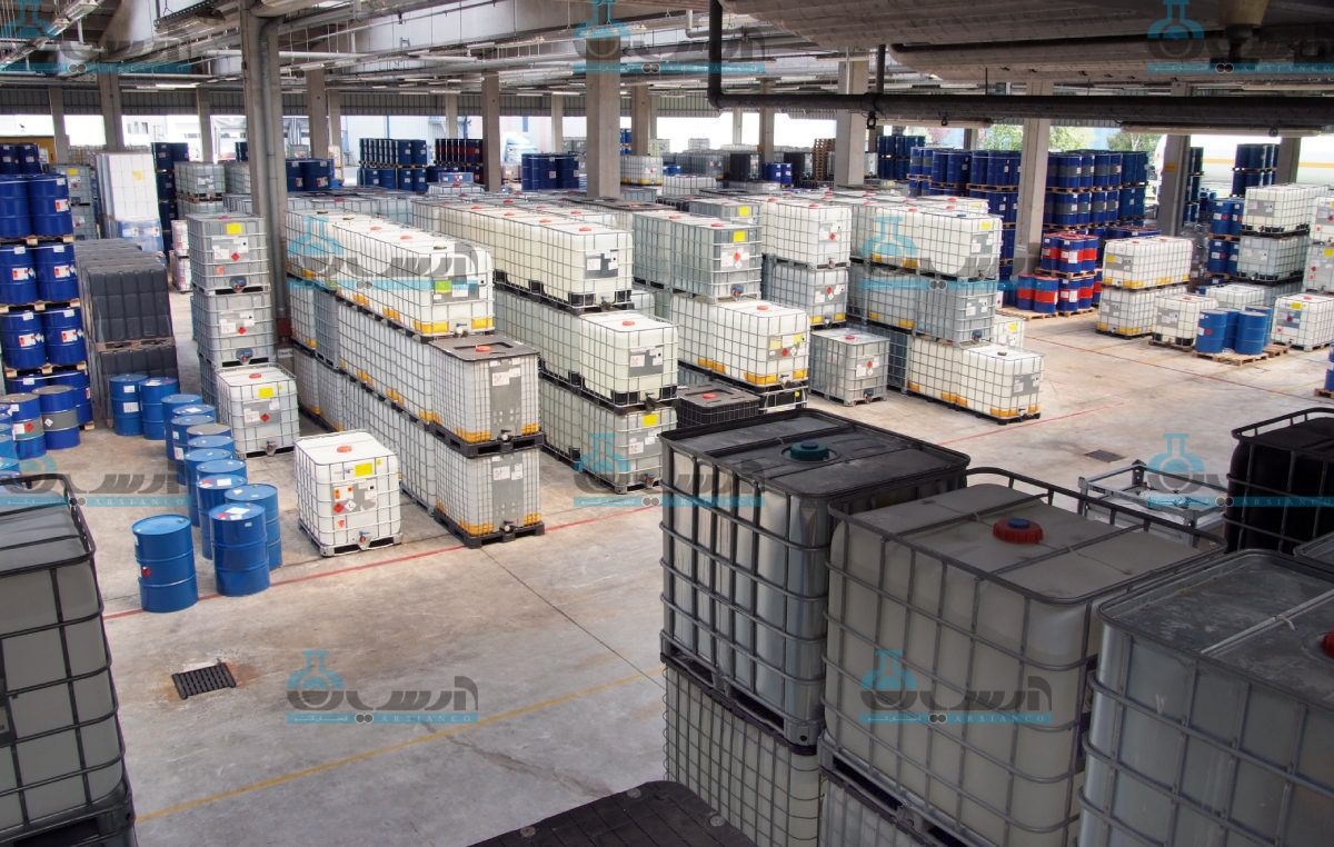 بزرگترین تولید کنندگان سولفوریک اسید در ایران