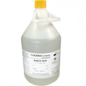 قیمت اسید سولفوریک در بازار | تولیدی انواع آن در مشهد