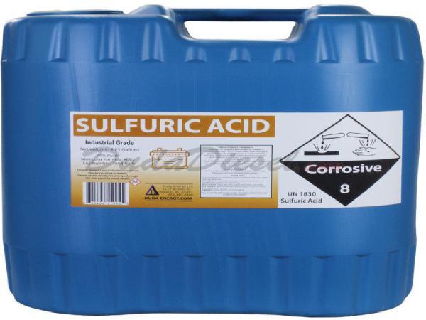 خرید اسید سولفوریک کشاورزی | فروشنده باکیفیت ترین آن در بازار
