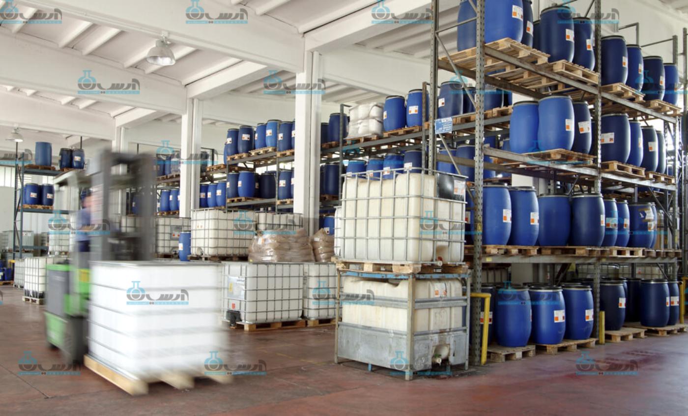 خرید اسید سولفوریک از درب کارخانه