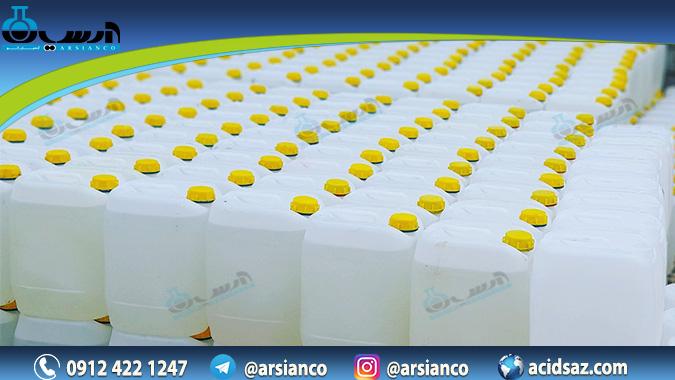 بازار خرید و فروش انواع اسید سولفوریک فله