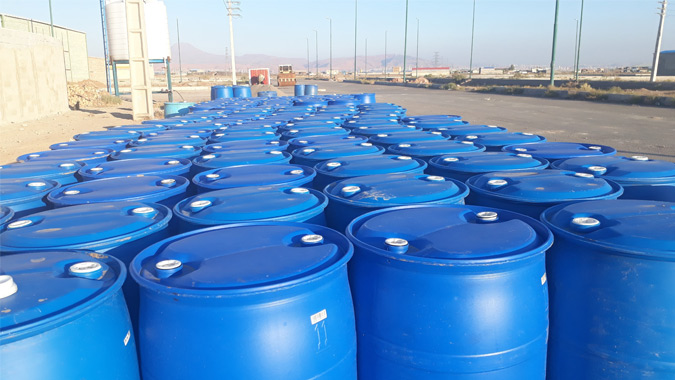 بزرگترین تولید کنندگان سولفوریک اسید