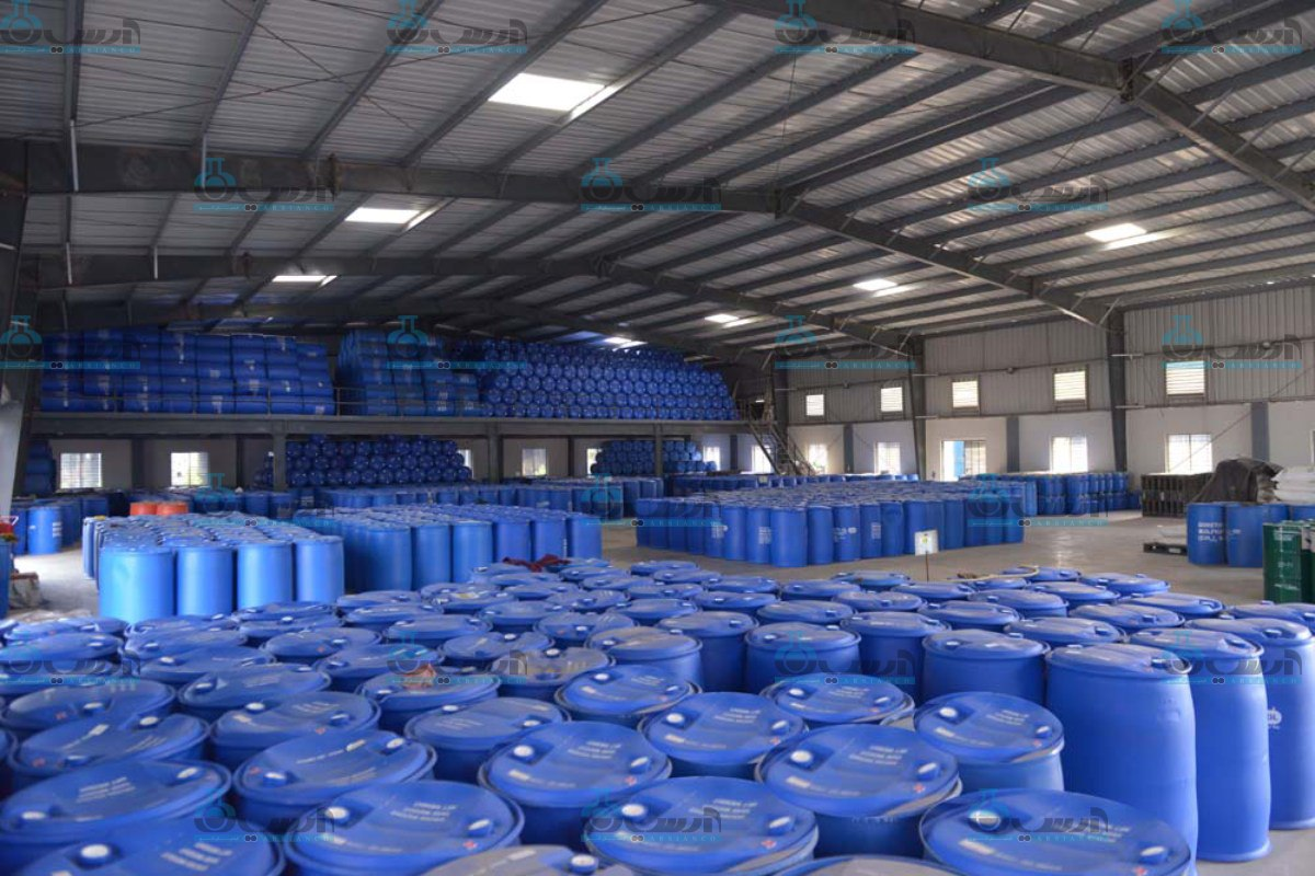 شرکت صادرات اسید کلریدریک در کشور
