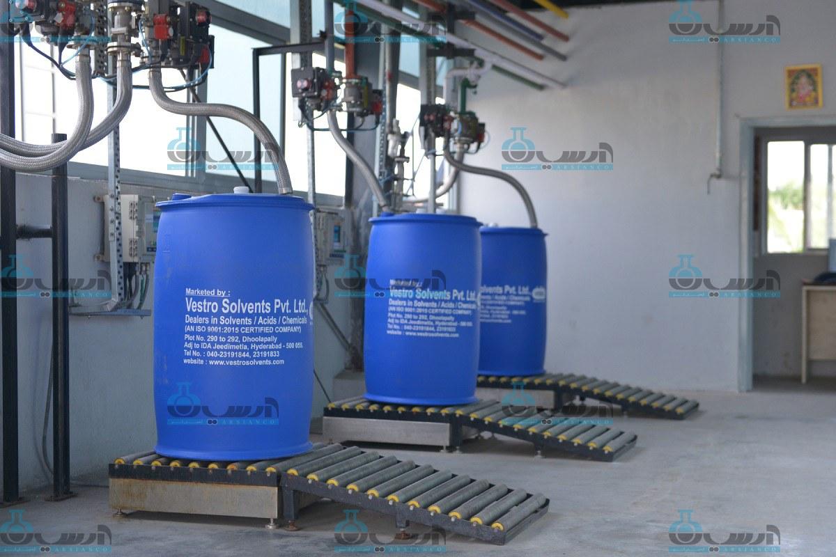 شرکت صادرات اسید کلریدریک