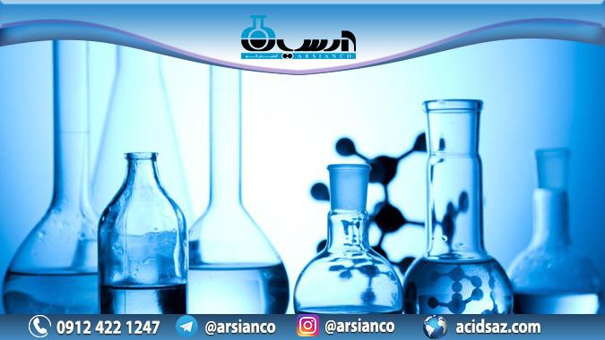 بزرگترین تولیدکنندگان اسید سولفوریک در ایران